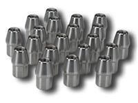 (20) TUBE ADAPTER 5/16-24 RH FITS 3/4 X 0.065 TUBE