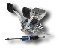 114-CB-3-4-7-8 - CHROME PEDAL PACKAGE WITH GAS PEDAL