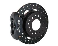 140-0261-D - DRAG REAR DISC BRAKE KIT WITH DRILLED ROTORS