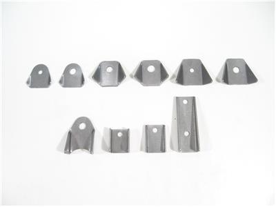 Mild Steel Flat Tabs